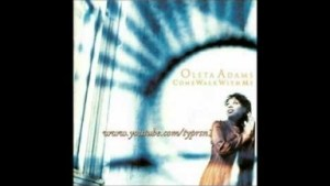 Oleta Adams - Hold me for a while